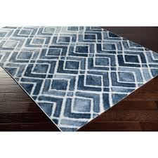 blue and white area rug roselawnlutheran varick galleryu0026reg lamoure nova navy blue white area rug
