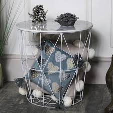 a great little side table that will make a great addition to your living room in a size that will fit right in just where you need it so would also look