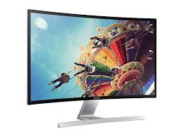 samsung curved monitor. 27\u201d sd590 curved led monitor samsung 3