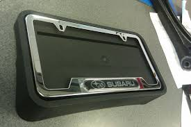 new car plate releaseNew product release 20092011 Molded License Plate Bracket