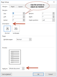 Apa Page Formatting How To Format Your Word Document In