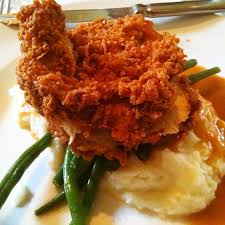 south city kitchen buttermilk fried chicken at south city kitchen
