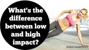 high impact exercise workouts