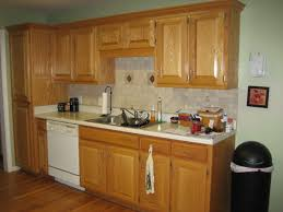 countertop paint colorsAngela Shannon Cabinets Design Beige Wall Wood Cabinet White Paint