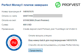trust premier обзор и отзывы СКАМ  Мой депозит в trust premier