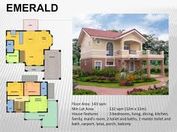 Camella Homes House Design Philippines Luxury Camella Homes Design With Floor Plan New Home Plans