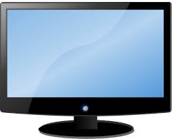 tv clipart png.