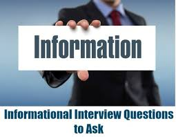 Good Questions To Ask In An Informational Interview 20 Top Informational Interview Questions