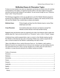 printable essay on group work reflection fill out top  reflection essays discussion topics 1