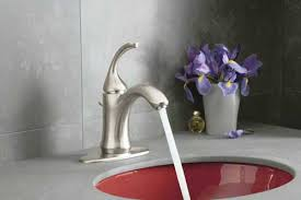 kohler single hole bathroom faucet. K-10215 Forte - Single-lever Control Kohler Single Hole Bathroom Faucet E