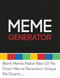 Pie Chart Meme Maker