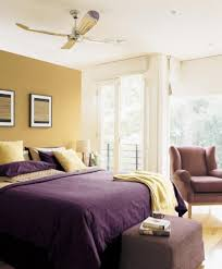 Purple And Yellow Bedroom Colors