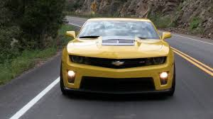 2012 Chevy Camaro ZL1 Drive & Review: The Fastest Daily Driver ...
