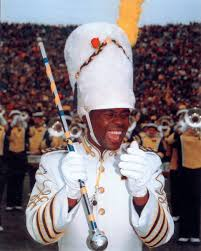 """Michigan Marching & Athletic Bands on Twitter: """"Today we are featuring Ramon  Johnson for #DrumMajorMonday! Ramon was the 41st drum major of the marching  band from 1996 to 1999 #GoBlue!… https://t.co/P31dONpqEs"""""""
