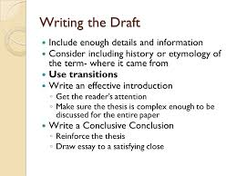 informative definition essays ppt  12 writing