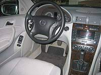 We all know the new c class has brand new interior now. Mercedes Benz C Class W203 Wikipedia