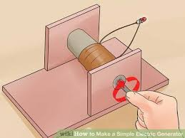 simple electric generator. Image Titled Make A Simple Electric Generator Step 15