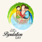 World Population Day Stock Illustrations 606 World