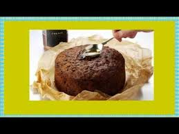 How To Make Christmas Cake In Sinhala Youtube