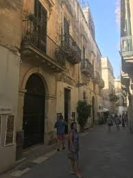 one day in lecce
