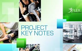 Fitness Powerpoint Template 33555