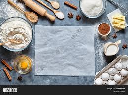 Dough Preparation Image Photo Free Trial Bigstock