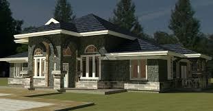 four bedroom bungalow plan 4 bedroom bungalow house plan by architect in 3 bedroom bungalow architectural design in nigeria