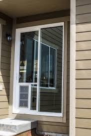 decorative dog doors. Backyards : Installing Sliding Glass Dog Door Decorative Doors A