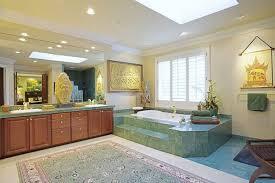 big bathroom designs. Large Bathroom With Windows Next To Tub And Skylights Big Designs O