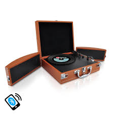 Pyle - PVTTBT8BR , Musical Instruments , Turntables - Phonographs , Sound  and Recording , Turntables