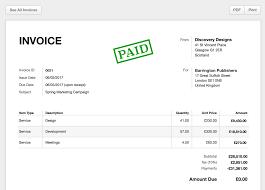 Invoices Online Invoice Billing Software Harvest 1