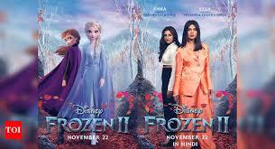 frozen 2 fans ask if priyanka chopra