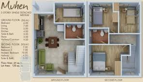 Exellent Storey Apartment Floor Plans Philippines Apartments
