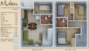 Exellent Storey Apartment Floor Plans Philippines Apartments