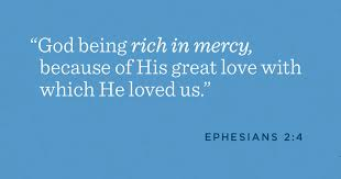 God's Far-reaching Mercy