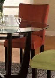 vienna terracotta parson dining chair set of 2