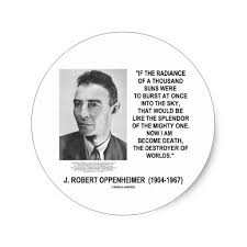 Oppenheimer Quote New Atomic Bomb Creator Quotes On QuotesTopics