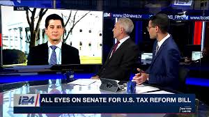 i24NEWS - THE RUNDOWN | All eyes on Senate for U.S. tax reform ...