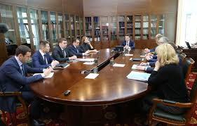 Вопросы подключения отопления в Подмосковье обсудили на совещании  Источник Пресс служба Губернатора Московской области