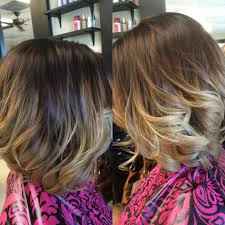 Balayage Hair Style ombre short hair ideas womens hair balayage blonde brown 5250 by wearticles.com