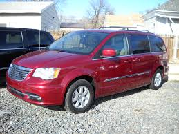 Chrysler Town and Country. price, modifications, pictures. MoiBibiki