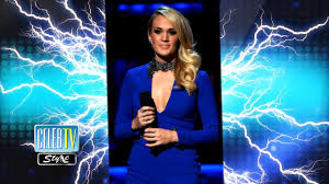 American Idol winner Carrie Underwood on beauty and fashion ...
