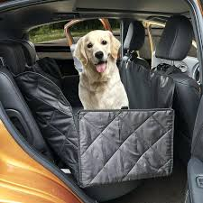 car seats car rear seat covers for dogs large size travel hammock nonslip pet waterproof