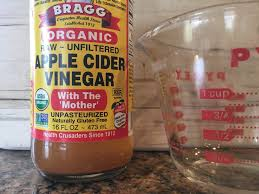 i tried a diy apple cider vinegar hair treatment to help with thinning hair and