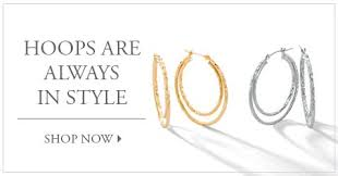 hoops are always in style now
