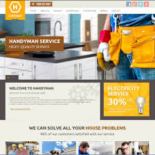 Construction Website Templates General Contractor Website Templates Electriciancontractorwebsite 17