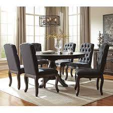 round dining room sets for 4. Baxter 7 Piece Dining Set Round Room Sets For 4 A