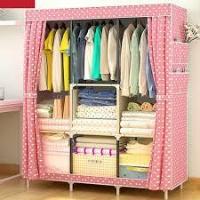 diy storage furniture. Hot Furniture Wardrobe Closet Home Storage DIY Non-Woven Folding Portable Cabinet Diy C