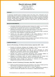 Personal Statement For A Cv Personal Statement Examples Retail Profile Example Writing Good