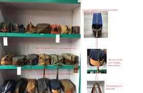 interesting color change of original vegetable genuine leather jpg